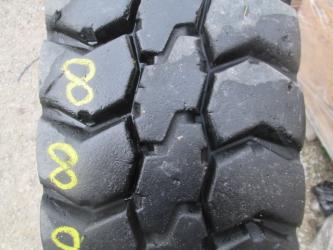 Opona używana 12R22.5 Dunlop BIEŻNIKOWANA