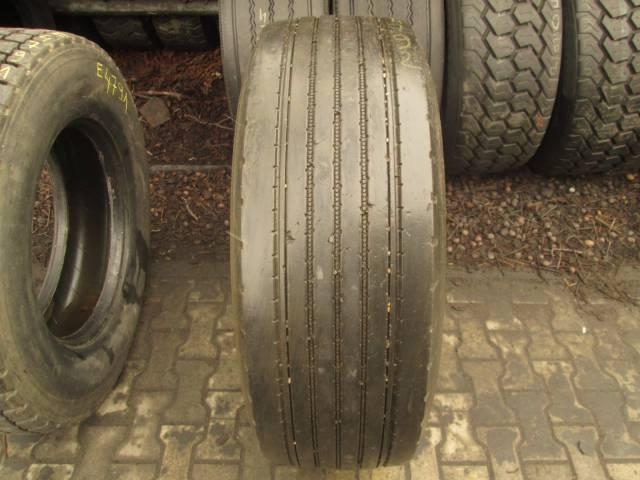 Opona używana 385/65R22.5 Bridgestone R166