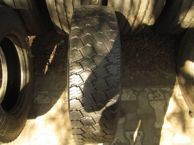 Opona używana 215/75R17.5 Michelin BIEZNIKOWANA