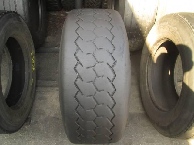 Opona używana 385/55R22.5 Bridgestone BIEZNIKOWANA