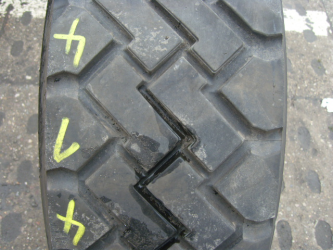 Opona używana 315/70R22.5 Pirelli PODWÓJNE S