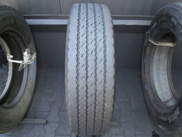 Opona używana 275/70R22.5 Bridgestone V-STEEL 184