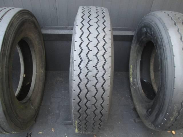 Opona używana 12R22,5 Michelin BIEŻNIKOWANA