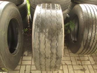 Opony używane 385/65R22.5 Bridgestone R168 - 4 szt. (500016). Opony nr: 48244 39747 53581 51261