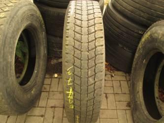 Opona używana 12R22,5 Bridgestone BIEŻNIKOWANA