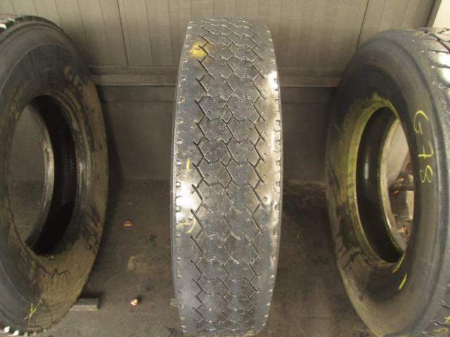 Opona używana 12R22,5 Michelin XT4