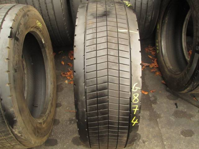 Opona używana 295/55R22,5 Continental HD3 ECO PLUS