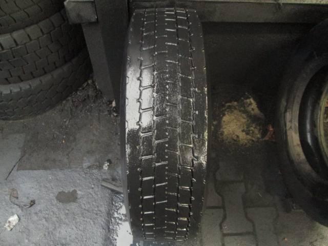 Opona używana 205/75R17,5 Bridgestone BIEŻNIKOWANA