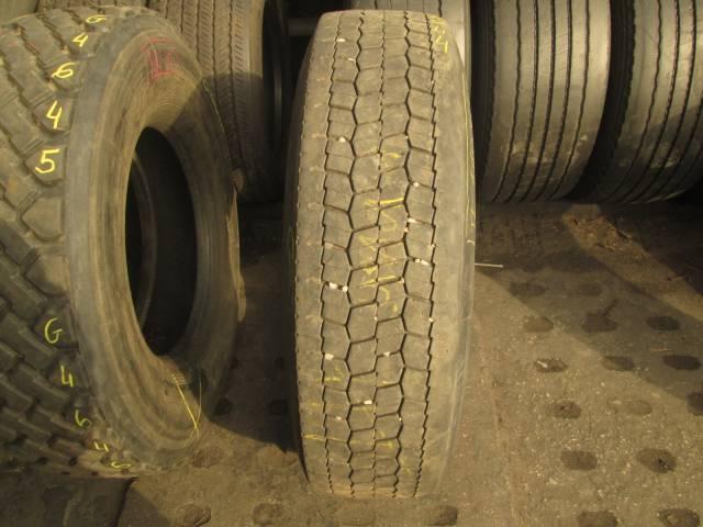 Opona używana 315/80R22,5 Michelin XW4S