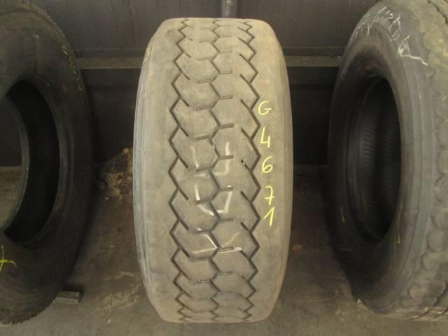 Opona używana 385/55R22,5 Bridgestone BIEŻNIKOWANA