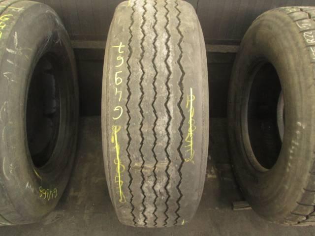 Opona używana 385/65R22,5 Bridgestone BIEŻNIKOWANA