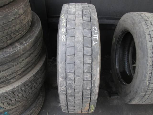 Opona używana 295/80R22,5 Dunlop SP444