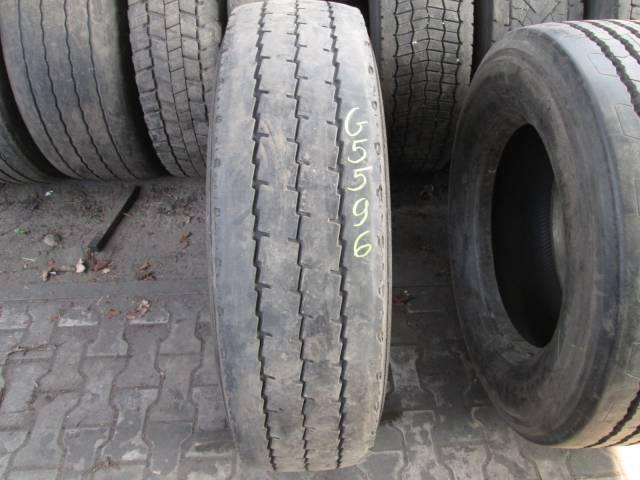 Opona używana 295/80R22,5 Michelin XFN