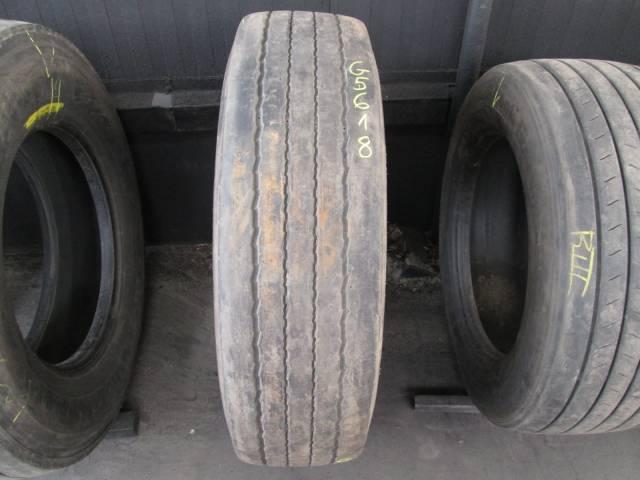 Opona używana 295/80R22,5 Pirelli FR01