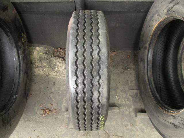 Opona używana 215/75R17,5 Dunlop BIEŻNIKOWANA