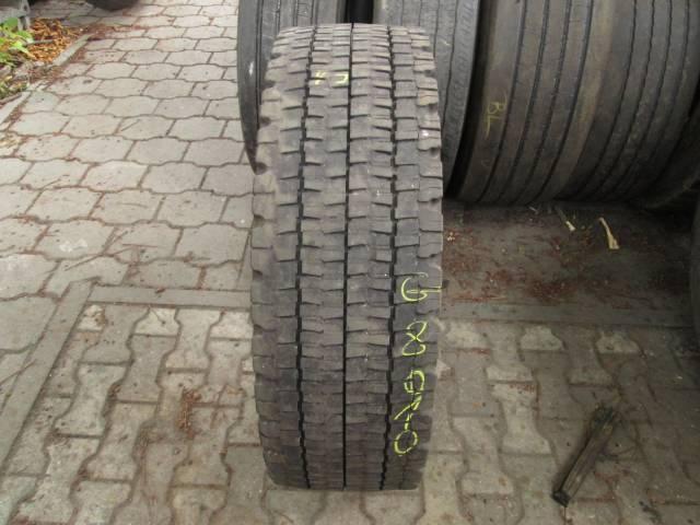 Opona używana 275/70R22,5 Bridgestone W970
