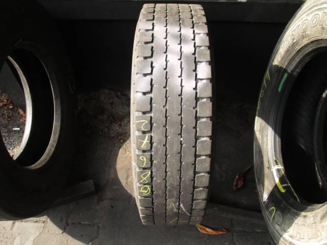 Opona używana 205/75R17,5 Michelin XDE2