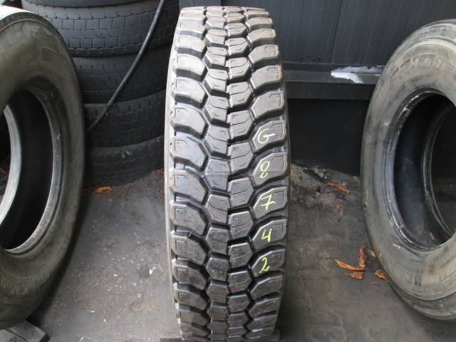 Opona używana 315/80R22,5 Continental MICHELIN X-WORKS