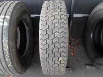 Opona używana 315/80R22,5 Bridgestone BIEŻNIKOWANA