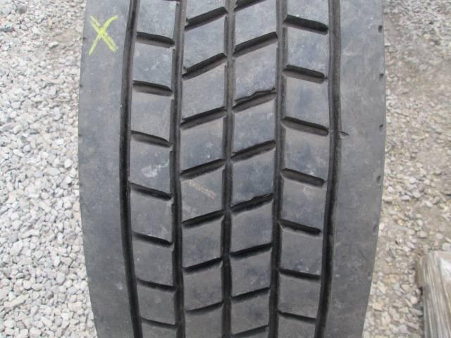 Opona używana 315/70R22,5 Michelin XDA