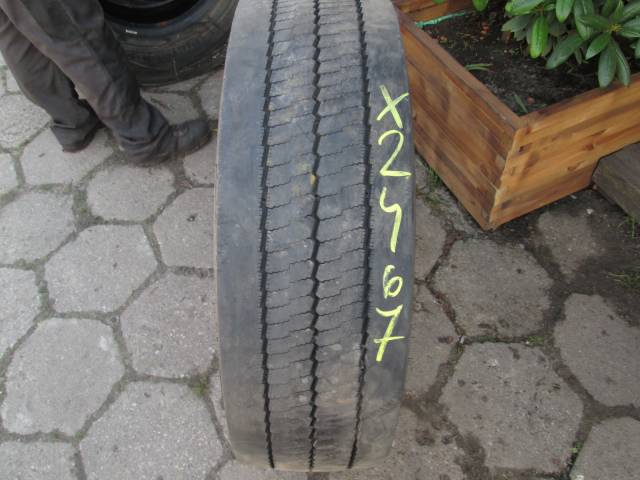 Opona używana 275/70R22,5 Michelin XZU IN CITY REMIX