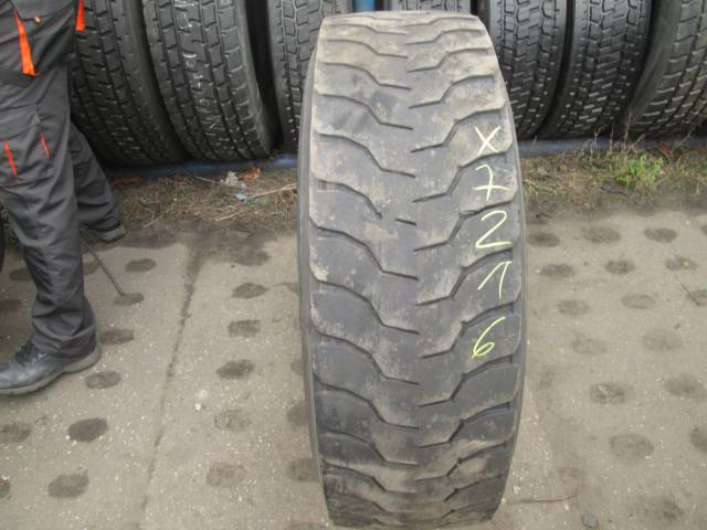 Opona używana 315/70R22,5 Pirelli MICHELIN X-WORKS