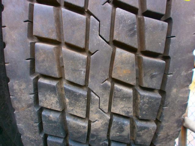 Opona używana 285/60R22.5 Dunlop SP451