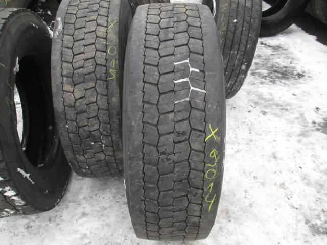Opona używana 315/70R22,5 Bridgestone MICHELIN XW4S