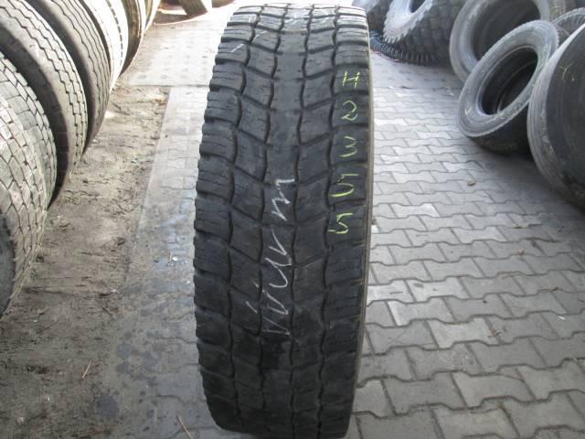 Opona używana 315/80R22,5 Michelin BIEŻNIKOWANA