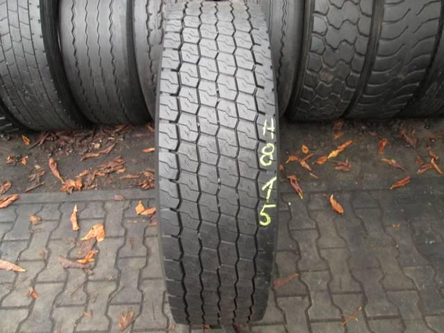 Opona używana 315/80R22,5 Dunlop BIEŻNIKOWANA