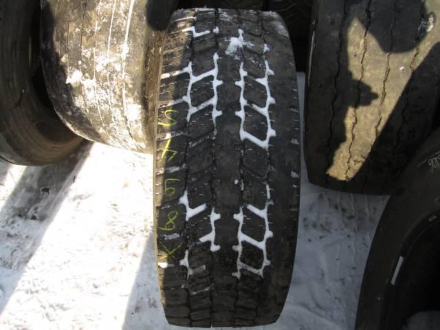 Opona używana 295/60R22,5 Bridgestone BIEŻNIKOWANA