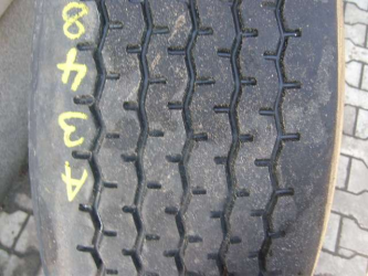 Opona używana 385/65R22.5 Michelin BIEZNIKOWANA