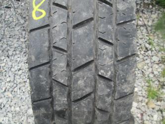 Opona używana 205/75R17.5 Bridgestone M788