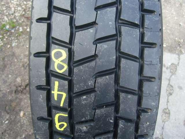 Opona używana 315/80R22.5 Pirelli MICHELIN XDN