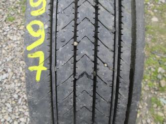 Opona używana 205/75R17.5 Bridgestone R227
