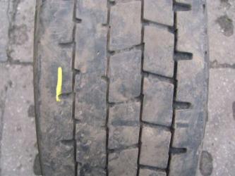 Opona używana 205/75R17.5 Pirelli MICHELIN XDE1