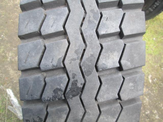 Opona używana 275/70R22.5 Dunlop .