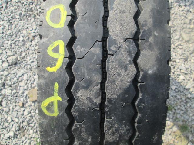 Opona używana 205/75R17.5 Kumho KRA01