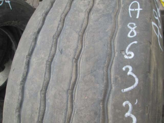 Opona używana 385/65R22.5 Pirelli BIEZNIKOWANA