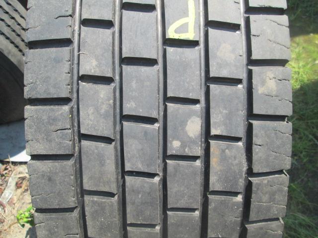 Opona używana 295/80R22.5 Michelin XDW