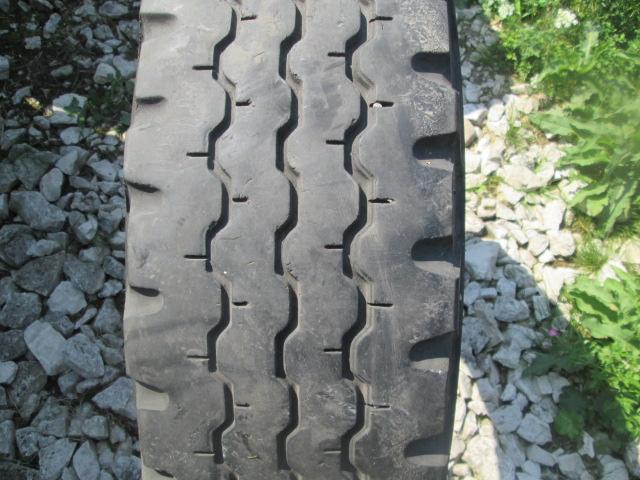 Opona używana 11R22.5 Continental HC51