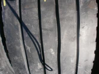 Opona używana 265/70R19.5 Goodyear LHT