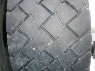 Opona używana 315/60R22.5 Michelin PODWÓJNE ZET