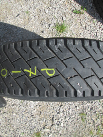 Opona używana 215/75R17.5 Michelin BIEŻNIKOWANA