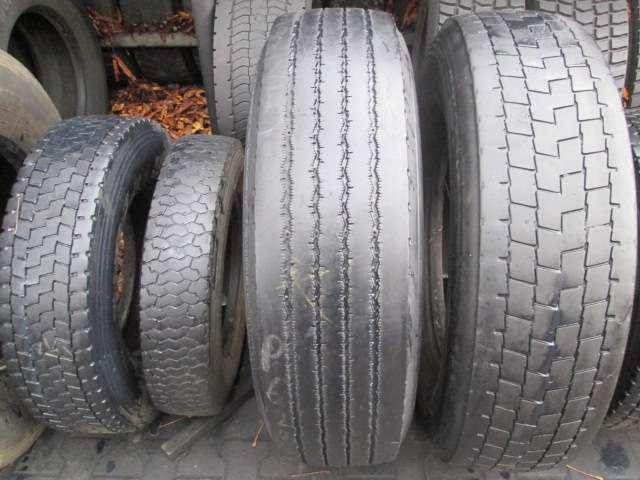 Opona używana 315/80R22.5 Michelin XZA1