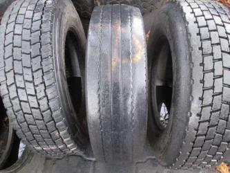 Opony używane 215/75R17.5 Pirelli FR85 - 2 szt. (501119). Opony nr: 45852 21495
