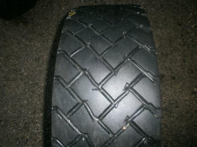Opona używana 295/60R22.5 Michelin PODWÓJNE ZET