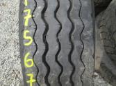 Opona używana ciężarowa 10R22.5 Semperit BIEŻNIKOWANA