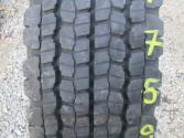 Opona używana ciężarowa 10R22.5 Bridgestone W 980