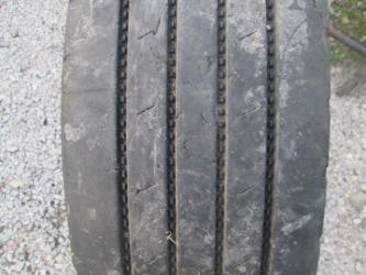 Opona używana 12R22.5 TEAMSTAR TH STEER